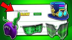 *MARCH* ROBLOX PROMO CODES|| FREE ROBLOX BLOXY EVENT ITEMS (ROBLOX PROMO CODES)