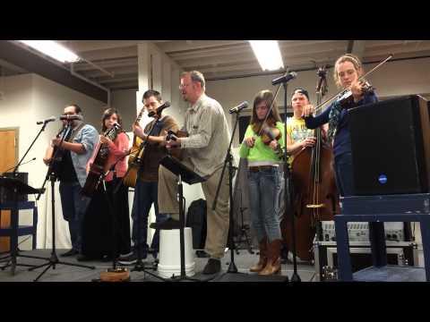 Hindman dulcimer homecoming part 4 Alice Lloyd college choir