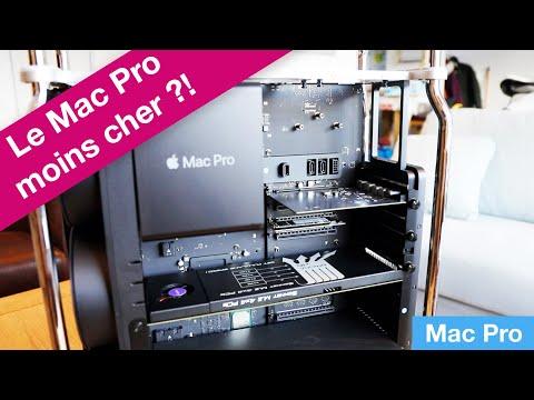 Un Mac Pro moins cher ? Plus rapide ? - DIY RAM et SSD