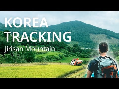 [Korea Dictionary] Amazing Korea tracking - Jirisan mountain