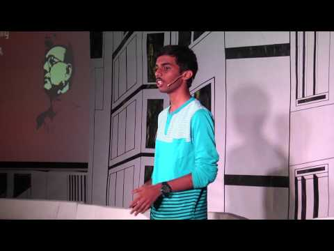Dreams with a Social Impact | Chethan M | TEDxPESITBSC