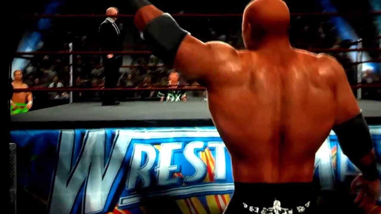 WWE 2K14 Bobby Lashley Entrance - YouTube