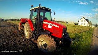 Uprawa i siew kukurydzu 2K17