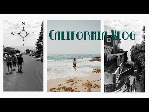 Travel Diaries: Cali - Vlog 2