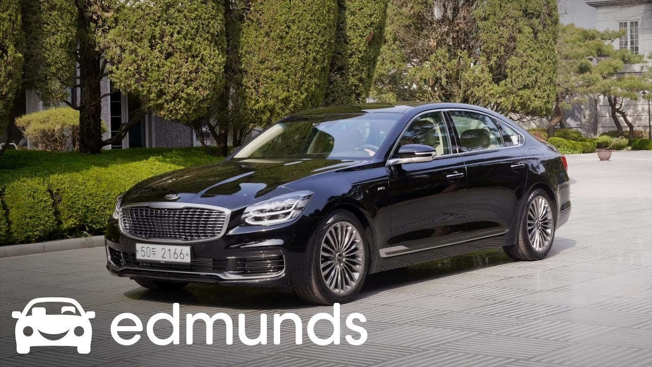 2019 Kia K900 Review Edmunds Youtube