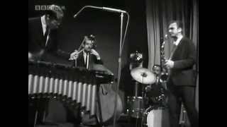 """Scrapple From The Apple"" Stan Getz, Gary Burton, Steve Swallow, Roy Haynes.   (1966)"