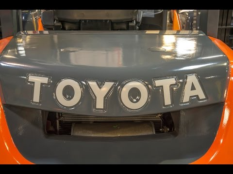 Celebrating 500,000 Toyota Forklifts