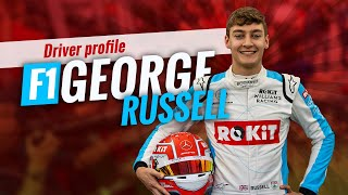 Everything you need to know about F1's George Russell