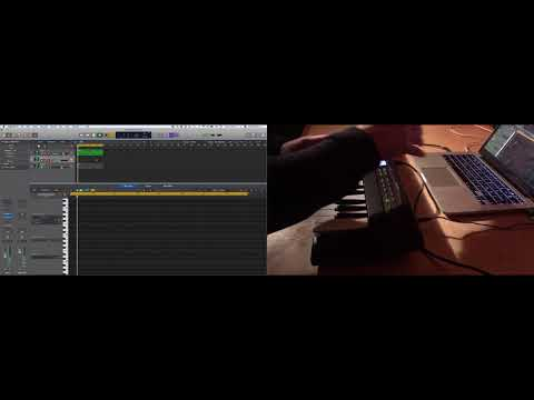 Logic Pro X Composition - Latin House
