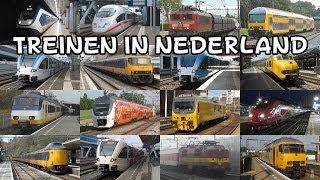 Treinen in Nederland (2013)