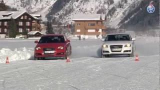 TCS test de pneus d'hiver 2011