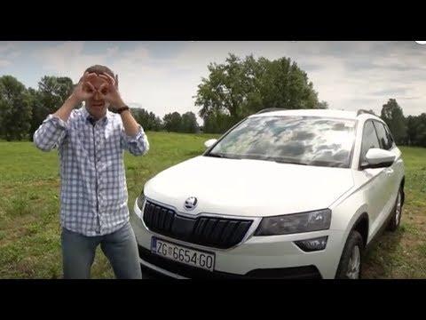 Konkurencija bratu Tiguanu? - Škoda Karoq 2.0 TDI 4x4 - testirao Juraj Šebalj