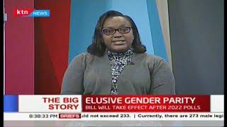 Elusive Gender Parity: Should MPs pass the 2/3 gender principle?| #TheBigStory