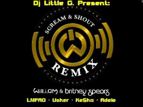 Will.I.Am & Britney Spears -  Scream And Shout Remix 2013 +MP3 LINKS