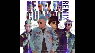 Скачать Maldy De Vez En Cuando Ft De La Ghetto Jowell Randy Remix Official Audio