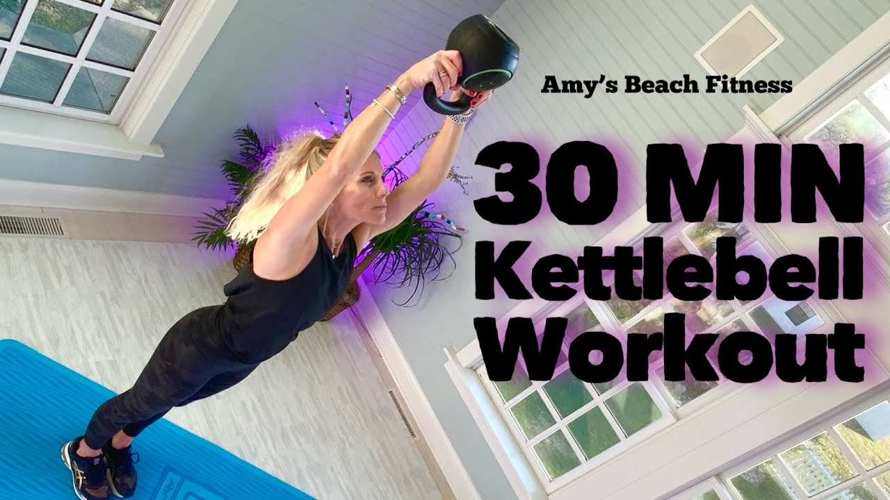30 Minute Kettlebell Workout
