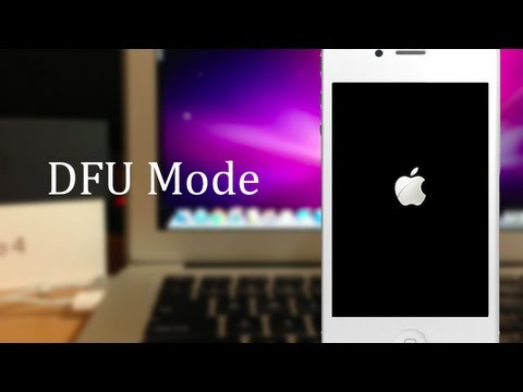 dfu restore iphone how to put your iphone in dfu mode iphone hacks 10505