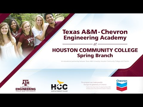 Texas A&M-Chevron Engineering Academies at Houston Community College
