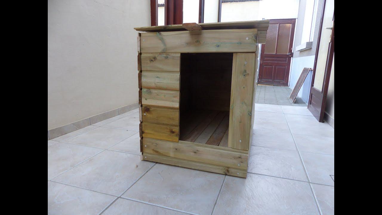Fabriquer une niche pour chat en bois fashion designs - Fabriquer une niche ...