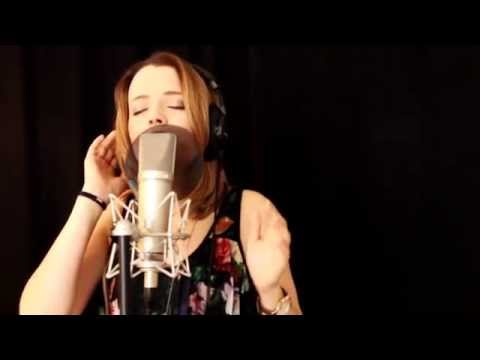 Enjoy the Silence by Depeche Mode performed by Zara James