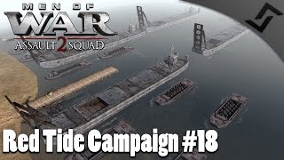 Ultimate Pyrrhic Defense - Men of War: Assault Squad 2 - Red Tide Mission 18