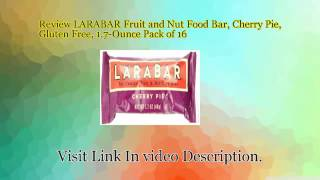 Best Larabar Fruit & Nut Food Bar, Apple Pie, Gluten Free1.6 Oz Bars (pack Of 16 Reviews