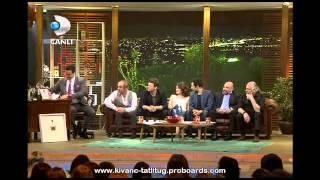 Kıvanç Tatlıtuğ & Kelebeğin Ruyası Team in Beyaz Show ( Part 8 ) - March 15, 2013