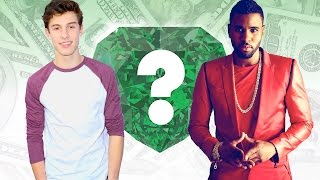 WHO'S RICHER? - Shawn Mendes or Jason Derulo? - Net Worth Revealed!