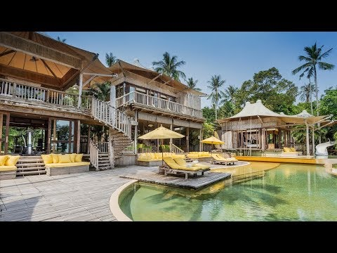 SONEVA KIRI (THAILAND), MOST AMAZING HOTEL IN THE WORLD: FULL TOUR