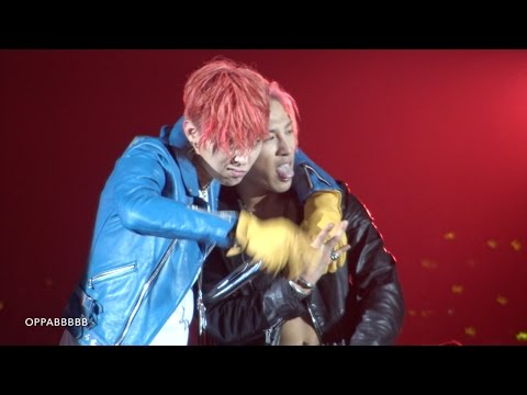 150614 GD X TAEYANG GOOD BOY 직캠 fancam (Hong Kong)