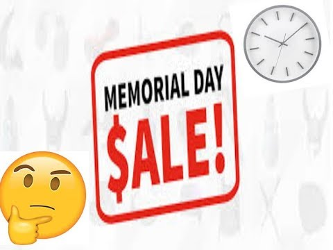 when is roblox memorial day sale 2018 youtube. Black Bedroom Furniture Sets. Home Design Ideas