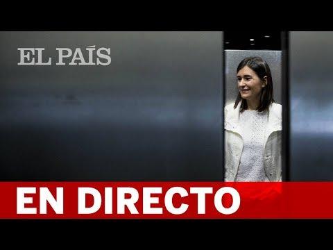 DIRECTO | La ministra MONTÓN presenta su DIMISIÓN por el caso máster