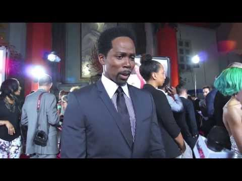 Actor Harold Perrineau On The Secret To His Amazing Hairline