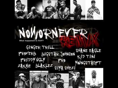 Download DJ Switch – Now Or Never (Remix) ft. Shane Eagle, Reason, Ginger Trill , Proverb and more!