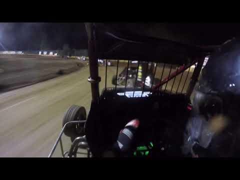 Ashley Thompson At Sunset Speedway 08.10.19