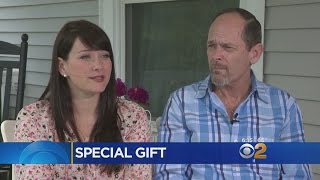 Daughter Gives Dad The Gift Of Life