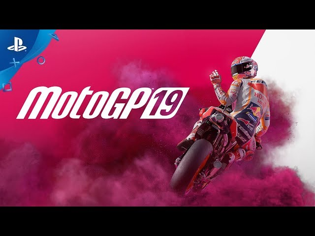 MotoGP19 | Announcement Trailer | PS4