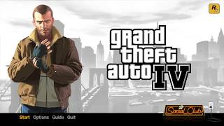 (NEW World Record) Grand Theft Auto IV Any% Speedrun in 3:49:50