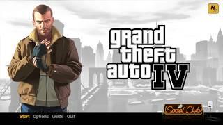 Grand Theft Auto IV Any% Speedrun in 3:49:50