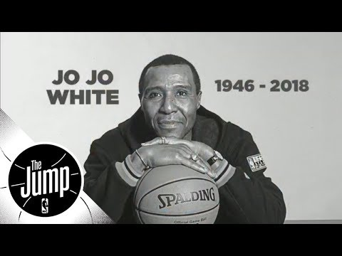 Rachel pays tribute to Celtics legend Jo Jo White | The Jump | ESPN