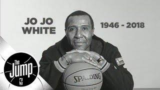 Rachel pays tribute to Celtics legend Jo Jo White | The Jump | ESPN