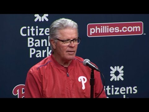 PHI@NYM: Mackanin on his pitching in loss to Mets