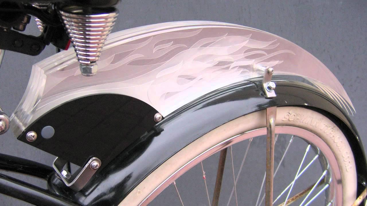 Cool Diy Led Bicycle Light Youtube