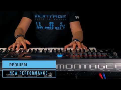 Yamaha Montage 6 61-key Synthesizer | Sweetwater