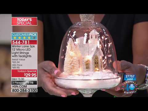HSN | Christmas In July Holiday Decor Under $50 07.18.2017 - 05 PM - Duur: 1:00:00.