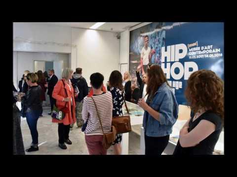 Comme Au MuCEM #27 - Mai 2017 / Journal Zibeline / Graff en Méditerranée / Radio / Marseille 2017