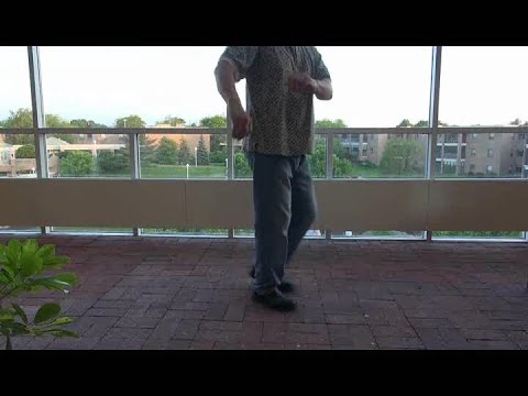 How to Begin to Dance. Creating Motion for Concrete Feet.