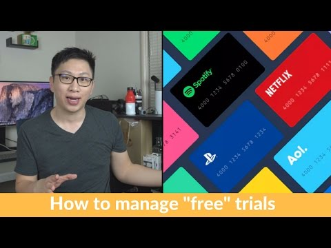 How to Manage Free Trials w Privacy.com