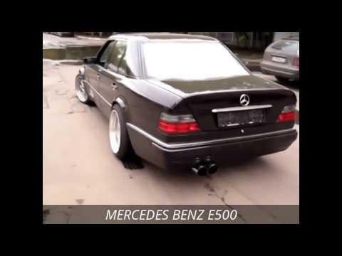 AUDI S6 4 2 VS MERCEDES BENZ W124 E500 VS BMW M5 E34