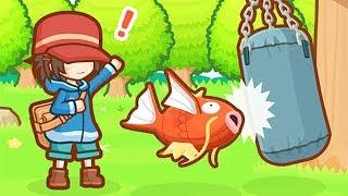"MAGIKARP JUMP SPEEDRUN! #1 - ""Magikarp Jump Best Tips & Tricks Gameplay"""